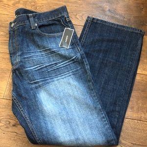 Men's Alfani Bootcut Jeans